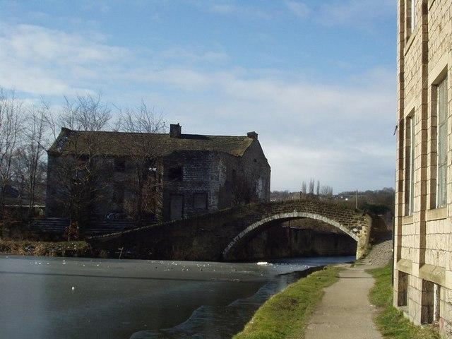 Junction Bridge, Shipley