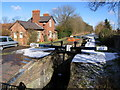 SP0396 : Rushall Canal from Five Ways Bridge by Frank Smith