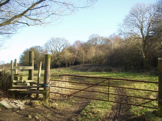 Stile by Buck Wood, Thackley