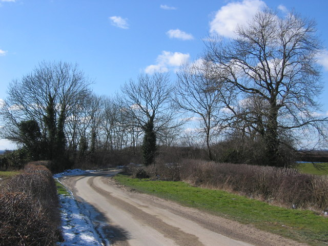 Road to Burnby