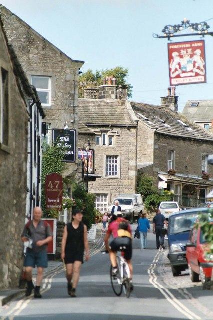 Main Street, Grassington, Yorkshire