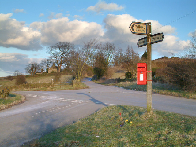 Near Bolehill.