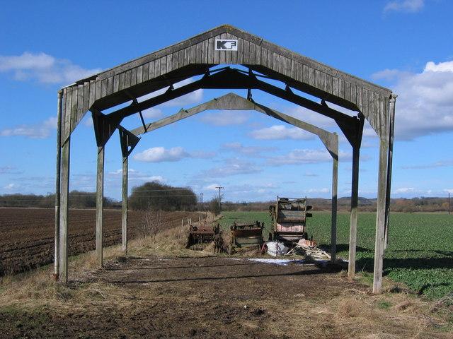 Old Barn, Hayton
