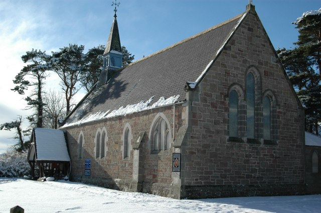 Dornoch - St Finnbarr