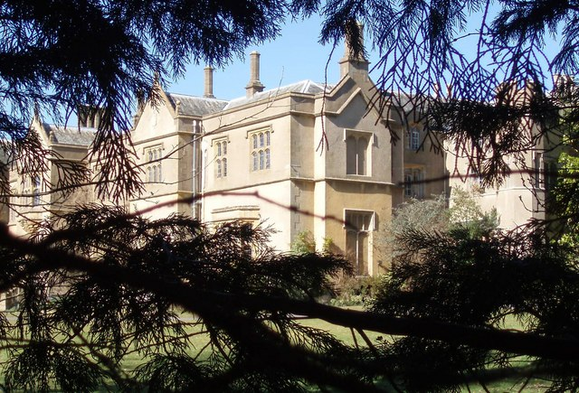 Big House at Chapel Cleeve