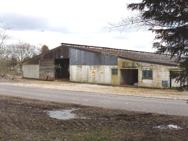 Sheppards Farm Dairy, Draycot Foliat