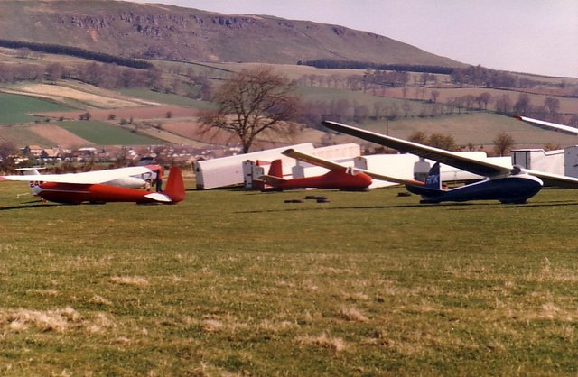 Scottish Gliding Union, Portmoak