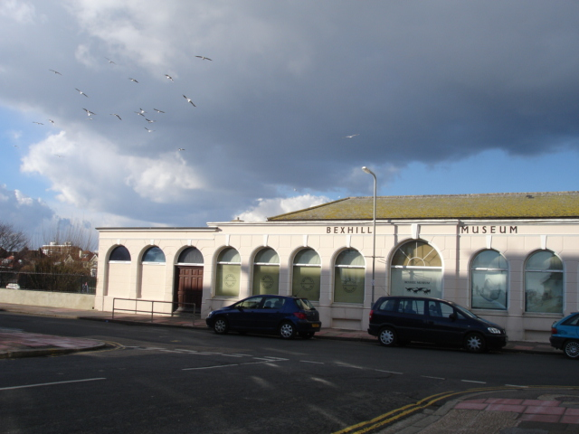 Bexhill Museum Bexhill-on-Sea East Sussex
