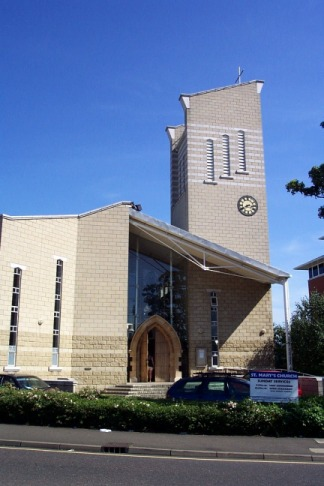 St. Mary, Peterborough