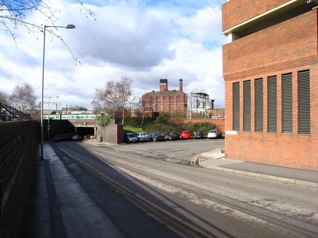 'The Subway', Bridgeman Street, Walsall