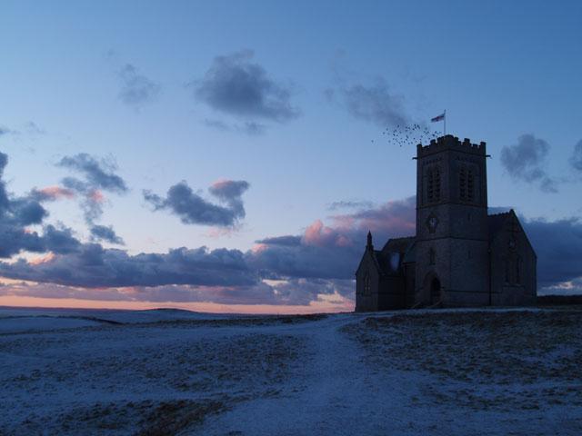 St Helena's Church, Lundy