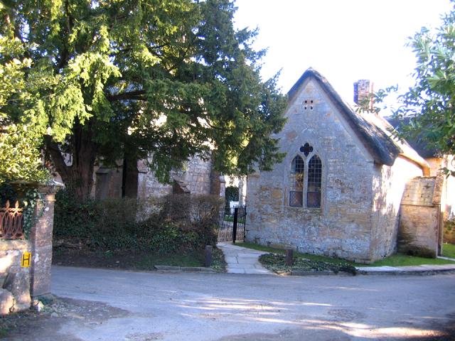 Lopen All Saints' church, Somerset