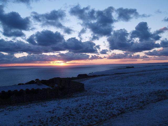 Lundy Sunrise