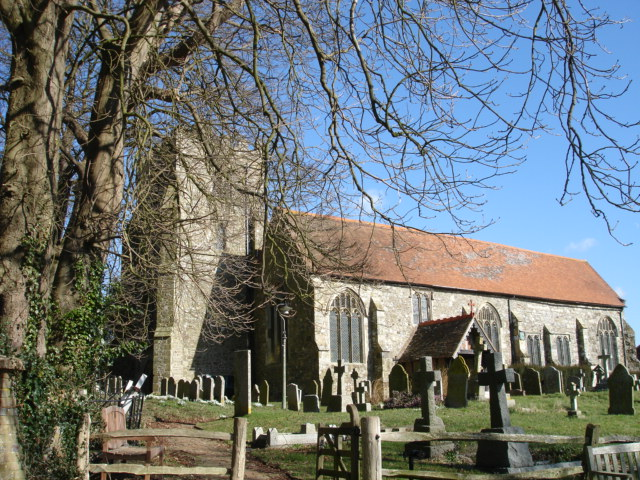 St George Church Brede East Sussex
