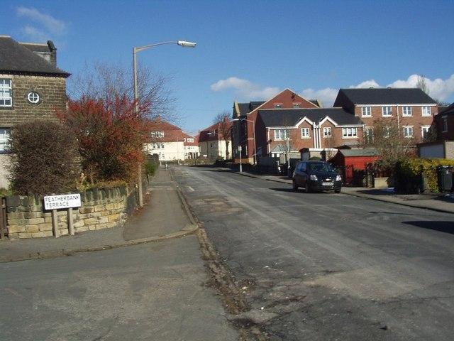 Featherbank Avenue, Horsforth