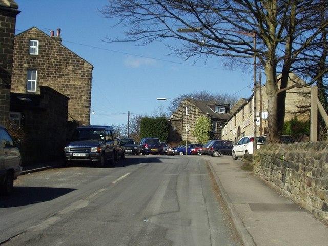Featherbank Lane, Horsforth