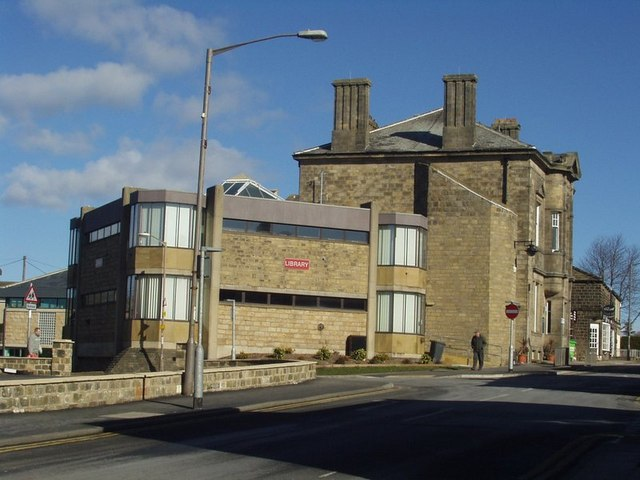 Horsforth Library, Town Street