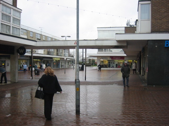 Corringham Shopping Centre