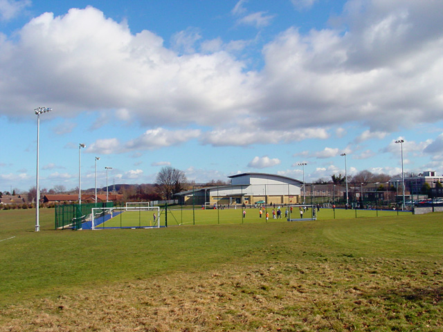 The Castle School - Astro Turf pitch