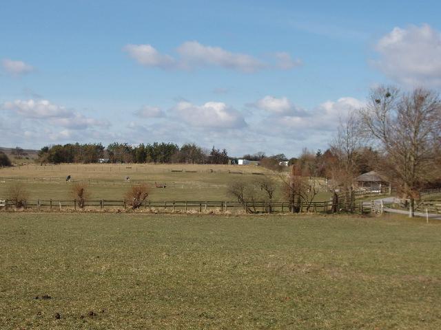 Sheppards Farm, Draycot Foliat
