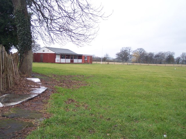 Hatherley and Reddings Cricket Ground, South Park