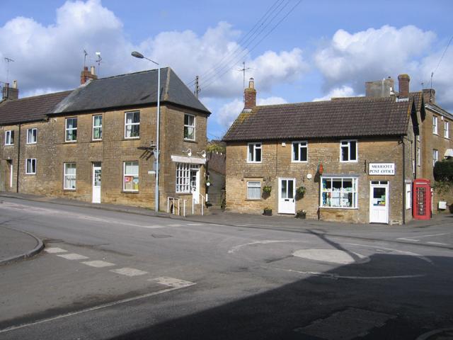 Post Office Merriott Somerset Rodney Burton