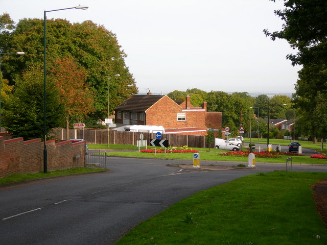Dargets Roundabout, Lordswood