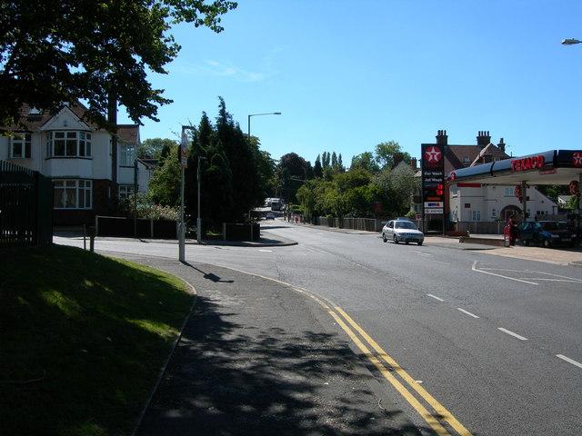 Maidstone Road / Bournville Avenue