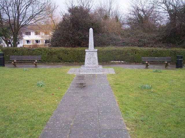 Brockworth and Witcombe War Memorial