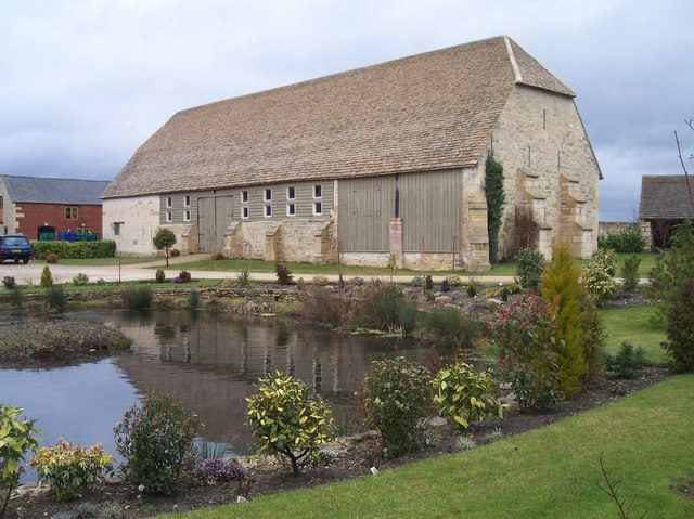 Brockworth Court Tithe Barn