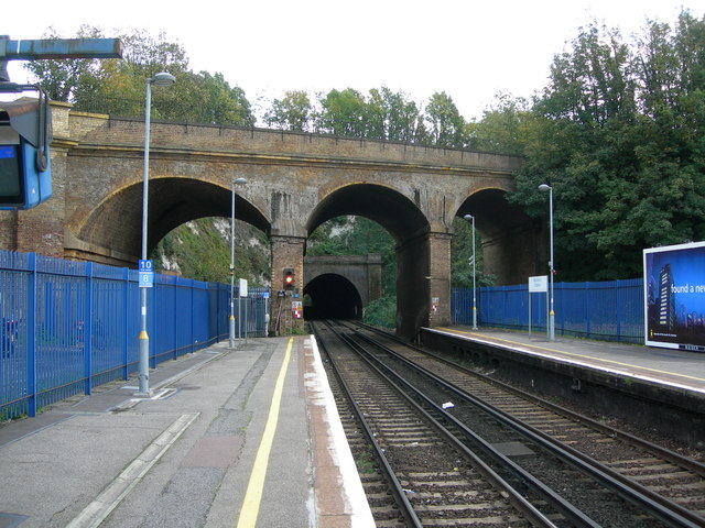 Chatham Railway Station 2