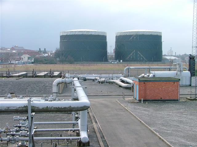 Basford Gas Works