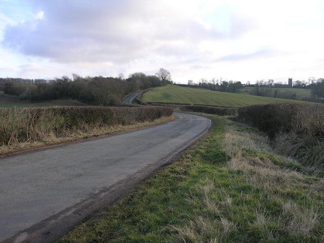 Hanbury Hill