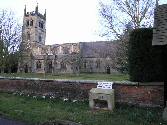 St Werburgh with Newborough