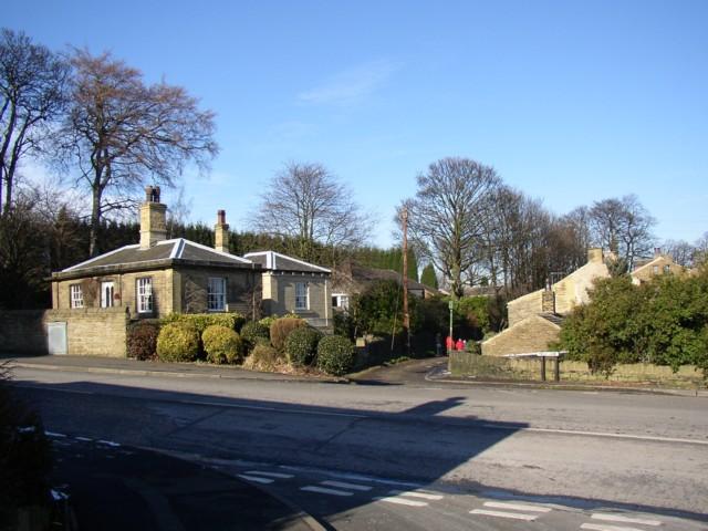 Field Lane, Rastrick (SE136217)