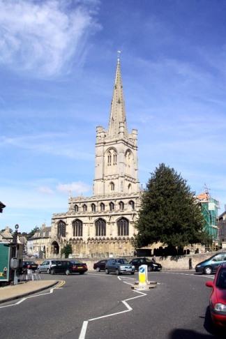 All Saints, Stamford