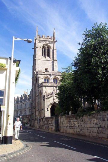 St. John the Baptist, Stamford
