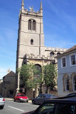 Stamford Baron, St. Martin