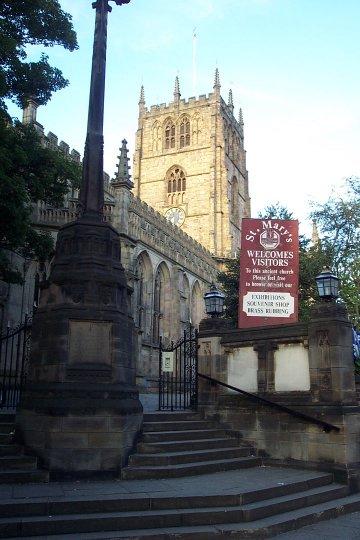 St. Mary the Virgin, Nottingham