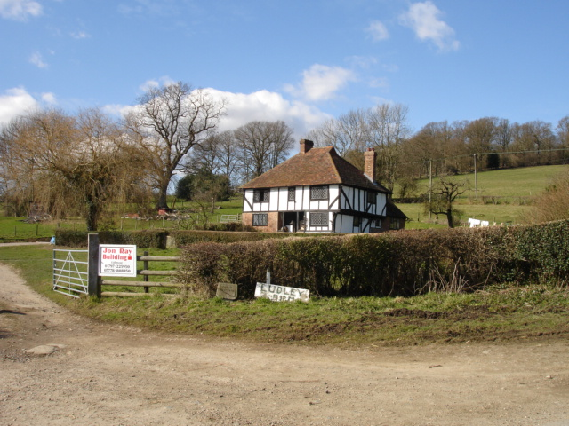 Ludley Farm House Beckley East Sussex