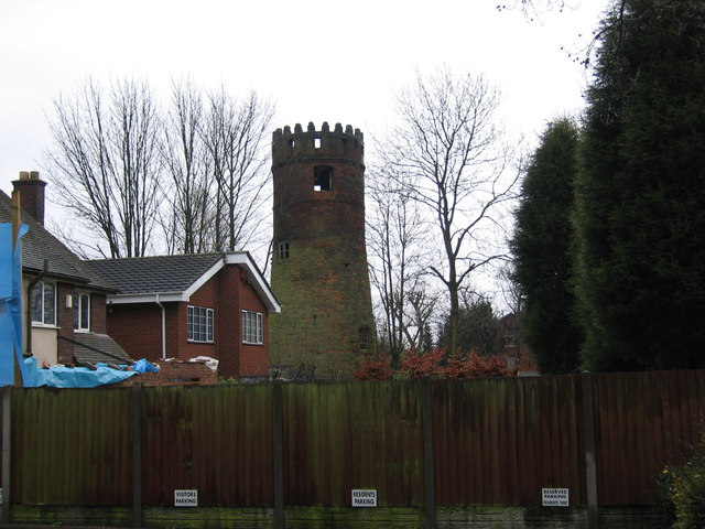 The Old Windmill at Highgate, Walsall