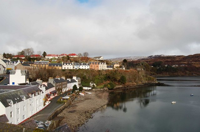 Portree Waterfront