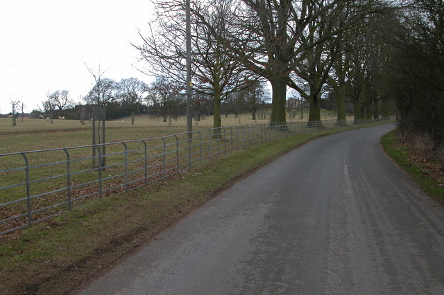 Parkland at Woodfields, Northampton, Worcestershire