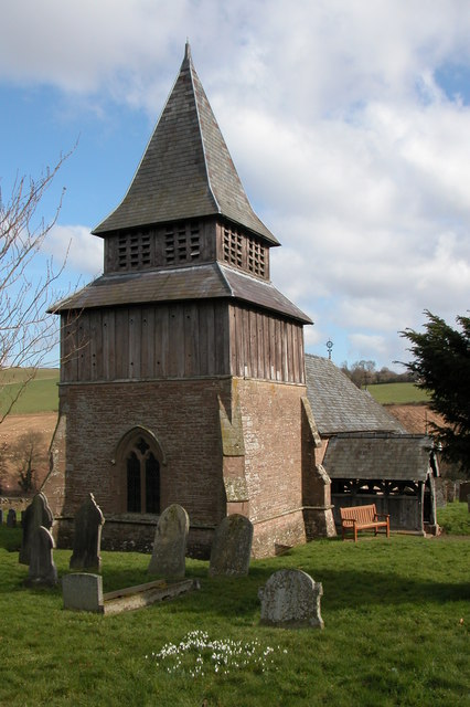 Orcop church