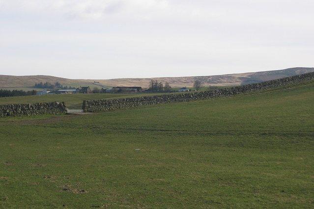 Dyke, Corgeith