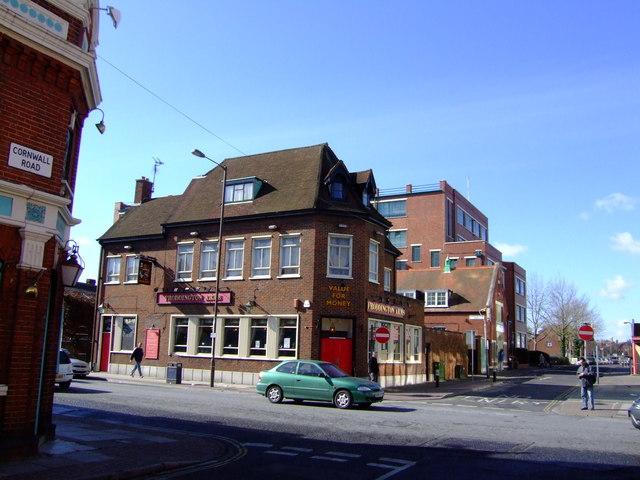 Froddington Arms, Fratton