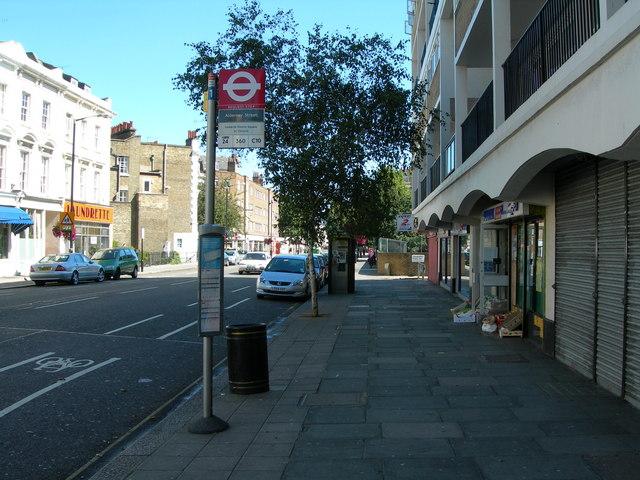 Lupus Street, Pimlico (1)