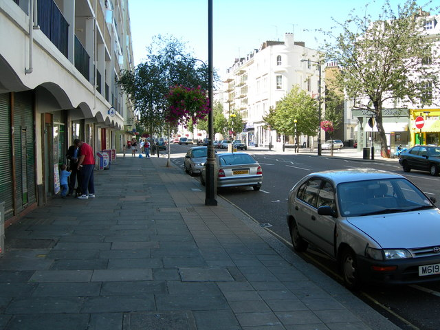 Lupus Street, Pimlico (2)