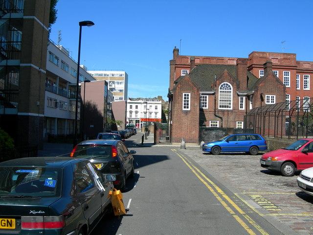Johnson's Place, Pimlico