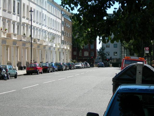 Claverton Street, Pimlico (1)